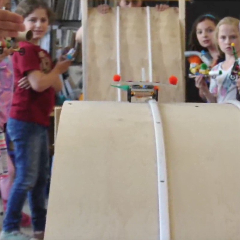 "Curious-on-Hudson ""Nerdy Derby"" Class"